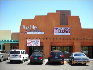 healthy-smiles-monopoly-realty-signs